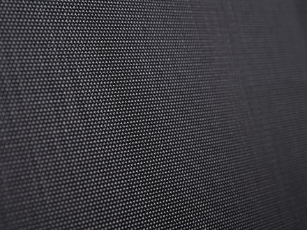 Vorschau: Detailbild Outdoorgewebe-Bespannung silvergrey