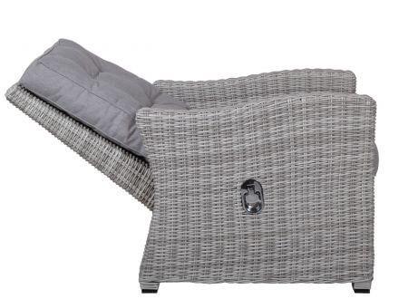 Vorschau: Lounge Sessel mit geneigter Lehne