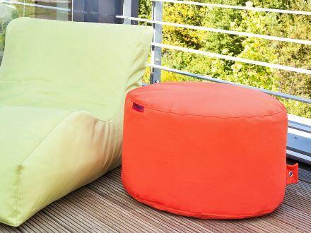 Vorschau: Outbag Rock - auch als praktischer Beistelltisch nutzbar