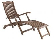 Alexander Rose Sherwood Holz Deckchair Steamer