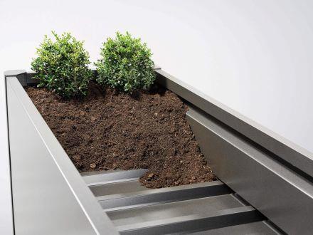 Vorschau: Biohort Pflanzbeet - inkl. Zwischenboden