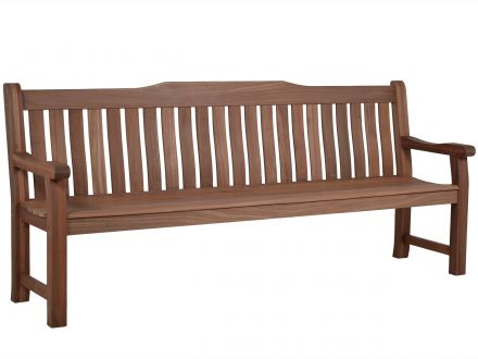 Holz-Gartenbank Coburg 220cm