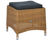 Geflecht Hocker Long Island rattanoptik