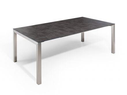 Vorschau: Tisch einmal ausgezogen 210x100cm