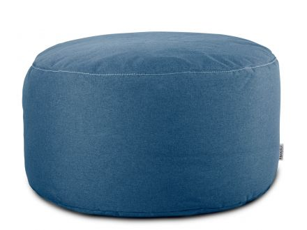 Ikoonz Outdoor Hocker Rondo large Ø80cm Stoff Lounge