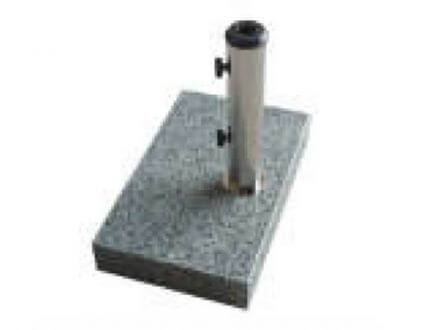 balkon sonnenschirmst nder 30kg granit grau gartenm bel l nse. Black Bedroom Furniture Sets. Home Design Ideas