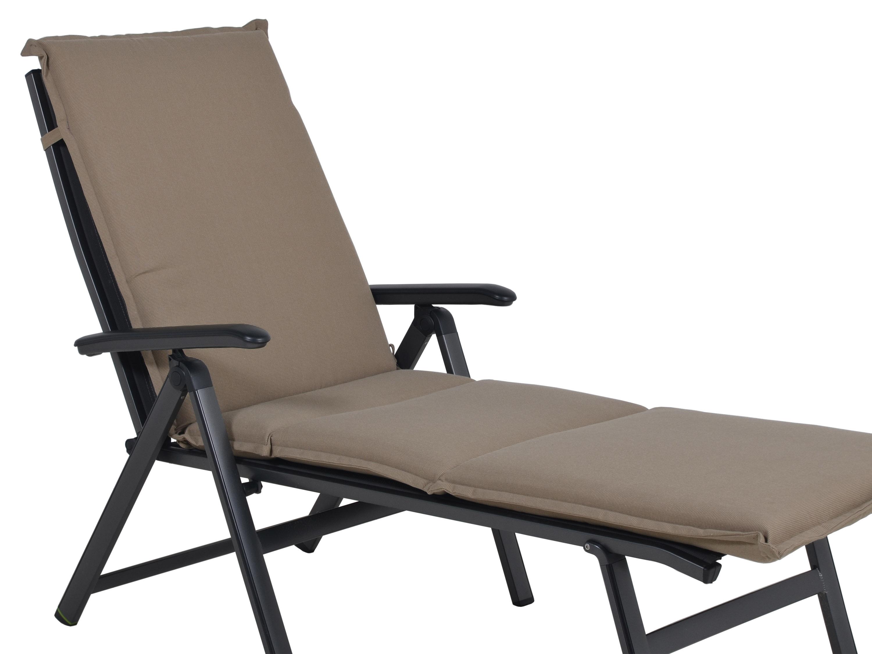 polsterauflage malibu f r gartenliege farbe sand gartenm bel l nse. Black Bedroom Furniture Sets. Home Design Ideas