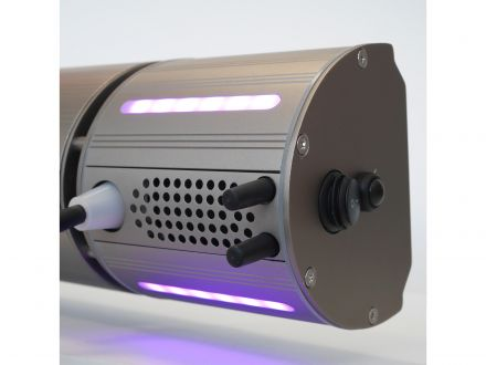 Vorschau: Lautsprecher und LED-Leisten rückseitig