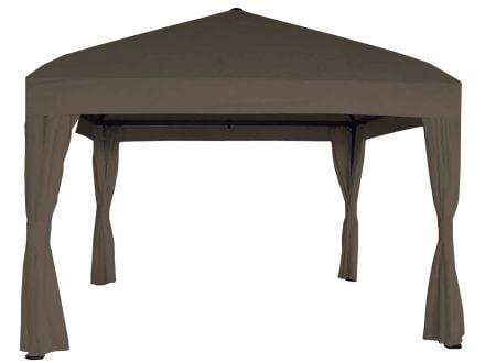 Kettler Pavillon 400x300cm anthrazit|taupe