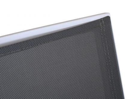 Vorschau: Lünse Aluminium Gartenstuhl Hartford weiß|silvergrey