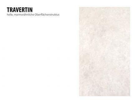 Vorschau: Silverstar 2.0 Dekor Travertin