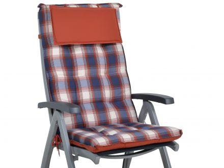 Vorschau: passend für Gartenstühle mit hoher Lehne