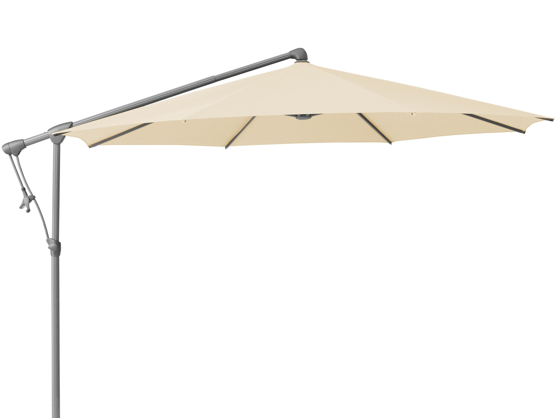 ampelschirm glatz sunwing c easy 265cm gartenm bel l nse. Black Bedroom Furniture Sets. Home Design Ideas