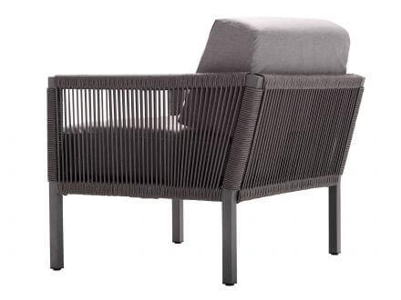 Vorschau: Club Lounge Sessel Schrägansicht