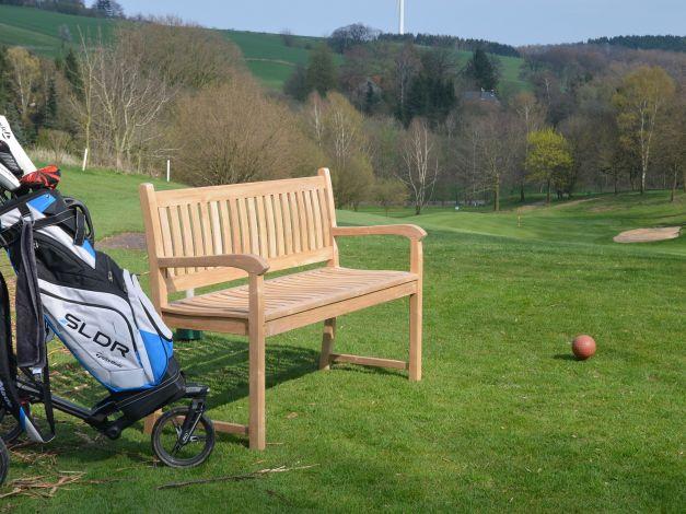 Beaufort Golfbank Ambientebild auf dem Golfplatz