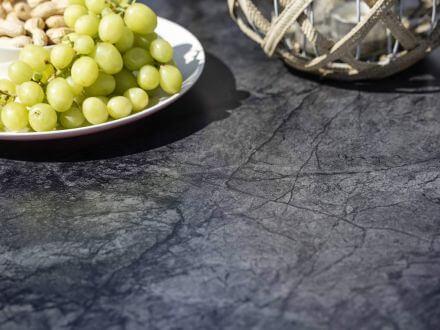 Vorschau: Stern Gartentisch 200x100cm Alu anthrazit Silverstar 2.0 Dark Marble