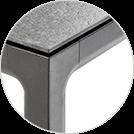 Soft Tisch von Solpuri - unverwechselbares Design