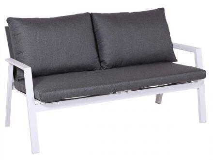 Vorschau: Aluminium Loungeset New Hampshire Sofa