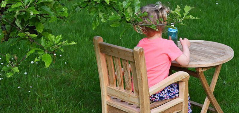 Kinder Gartenmöbel