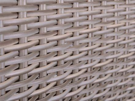 Vorschau: Detailbild PE-Halbrundgeflecht pulut