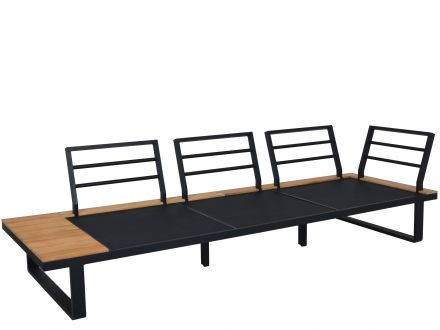 Vorschau: Albufeira Lounge 3-Sitzer Modul