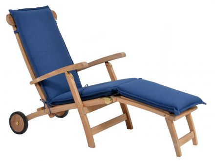 Polsterauflage Malibu für Deckchairs
