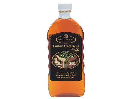 Alexander Rose Pflegemittel Timber Treatment Plus Holz Behandlung 500ml