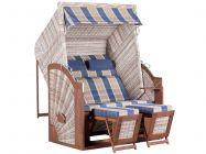 Strandkorb Trendy Pure Classic XL Sun seashell 428