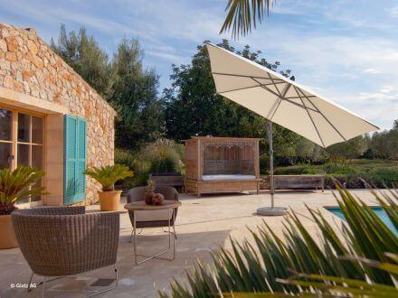 glatz sunwing c 260 x 260 cm gartenm bel l nse. Black Bedroom Furniture Sets. Home Design Ideas