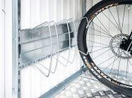 Biohort Zubehör Fahrradständer bikeHolder für Gerätehäuser