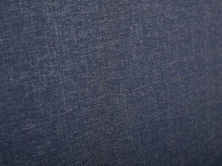 Vorschau: Lünse Sesselauflage Venice hoch Royal Blue 120x50cm