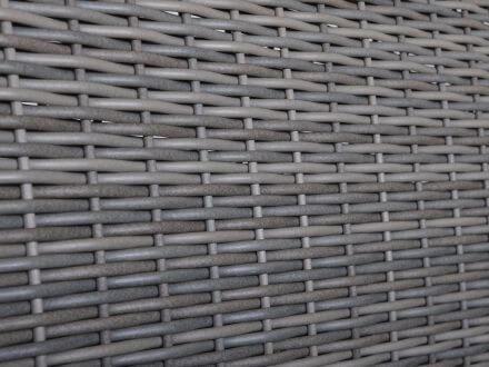 Vorschau: 5 mm PE-Halbrundgeflecht / Polyrattan