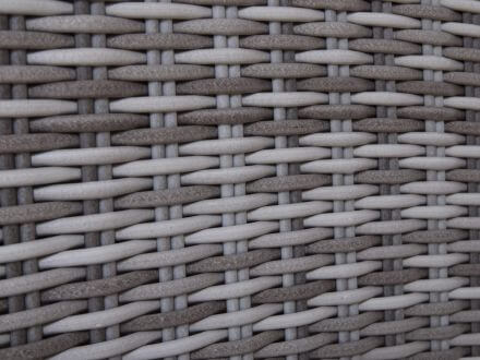 Vorschau: Detailbild Geflecht natural sand
