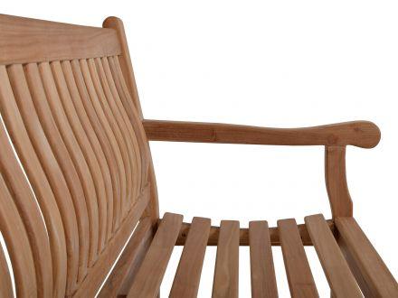 Vorschau: Detailbild ergonomische Sitz- und Rückenfläche