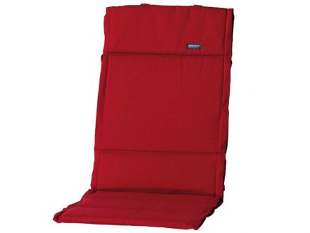 Madison Alu-Hochlehner Auflage Structure Red