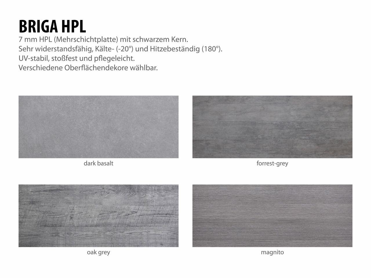 HPL Oberflächen-Dekore