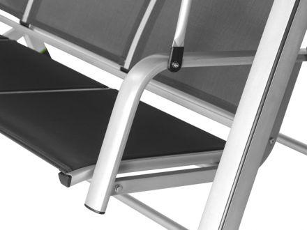 Vorschau: Gartenschaukel Elements Detailbild Sitzfläche
