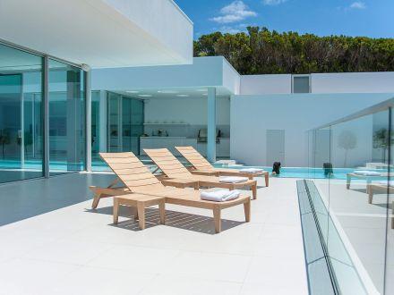 Vorschau: Alexander Rose Roble Holz Gartenliege Adjustable Sunbed Tivoli