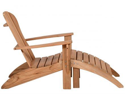 Vorschau: Lünse Teakholz Premium Adirondack Chair Milano