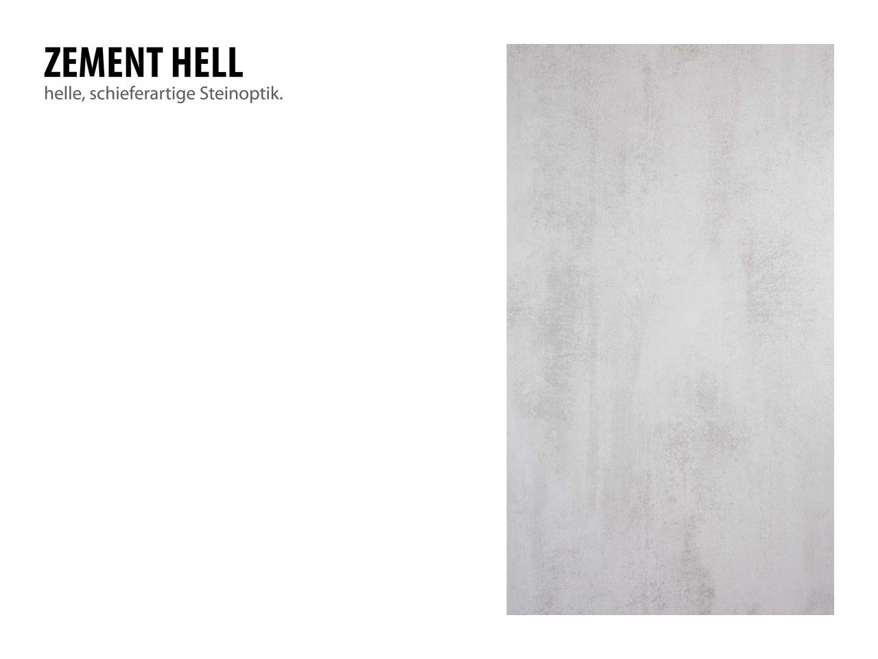 Silverstar 2.0 Dekor Zement hell