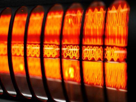 Vorschau: Innovative Ultra Star Low Glare Röhre: Elektro Heizstrahler mit 85% weniger Licht