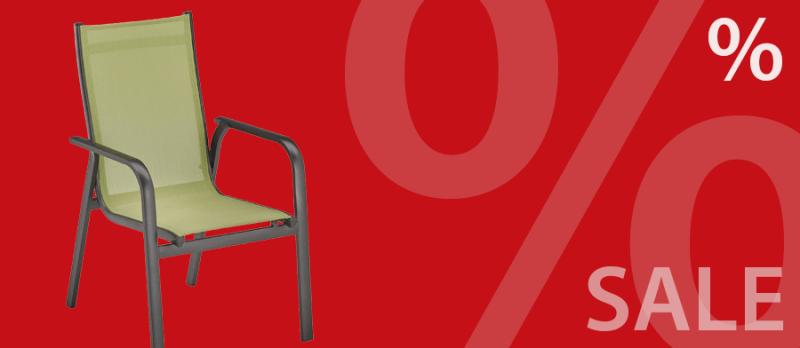 Gartenstühle günstig - SALE