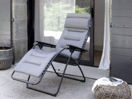 Vorschau: Lafuma Relaxliege Futura BeComfort® Silver