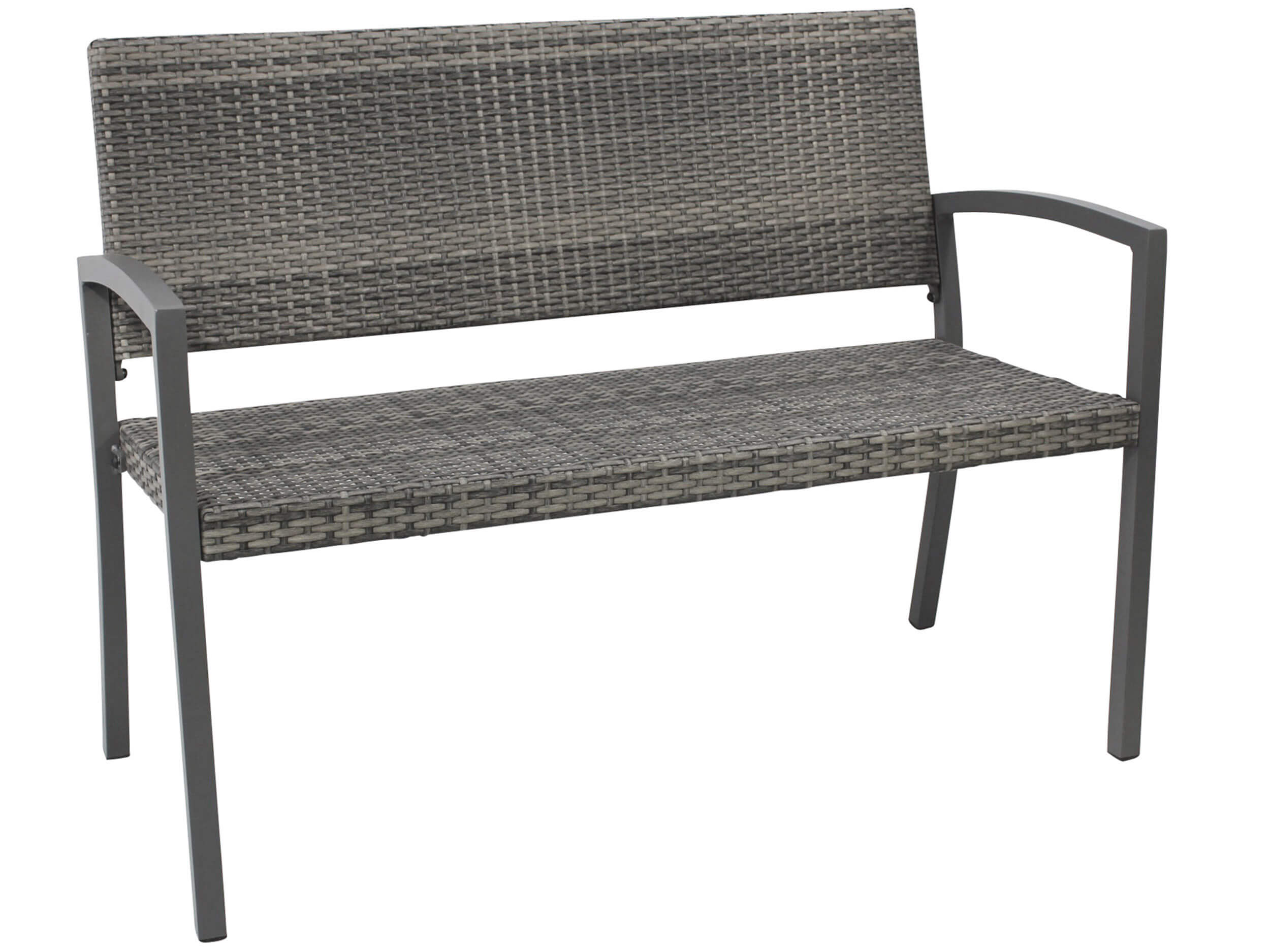 gartenb nke gartenbank metall gartenm bel l nse. Black Bedroom Furniture Sets. Home Design Ideas