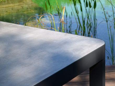 Vorschau: Detailbild Keramik Oberflächen-Dekor Betonoptik