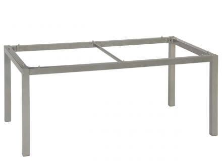 Vorschau: Stern Gartentisch 160x90cm Alu graphit Silverstar 2.0 Dark Marble