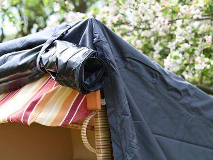 Vorschau: Lünse Easy Cover Schutzhülle für Strandkorb bis 125cm