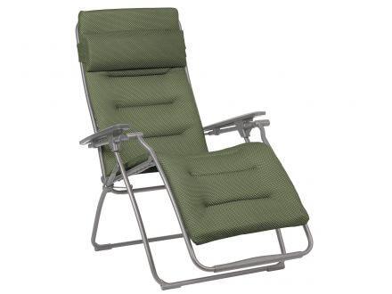 Lafuma Relaxliege Futura XL BeComfort® Olive Green