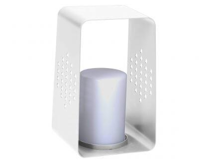 STERN LED Gartenleuchte Aluminium 26x28x45cm