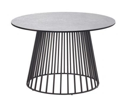 solpuri Grid Lounge- und Beistelltisch Alu HPL